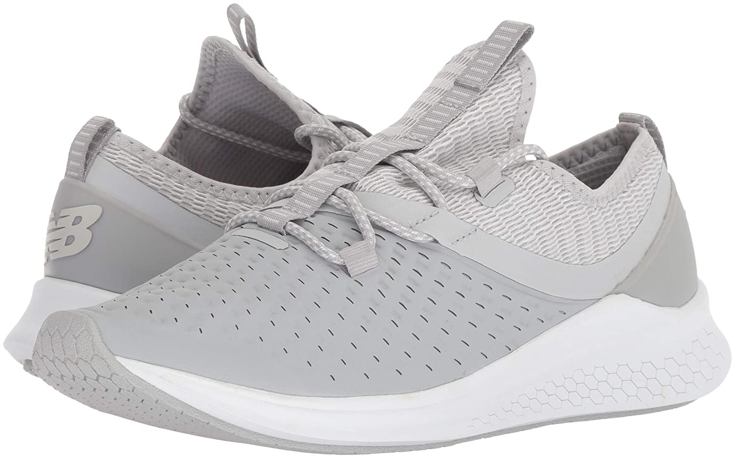 New Balance Women's Lazr V1 Fresh Foam Running Shoe Grey B075R3RJ63 6.5 M US|Light Grey Shoe 200f56