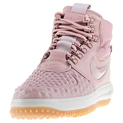 Nike Men's Lunar Force 1 Duckboot '17, Particle Pink, Size 8.5 | Shoes