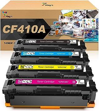 For HP CF410X 3X Color LaserJet Pro MFP M452dw M477fdw M477fnw Toner Cartridge