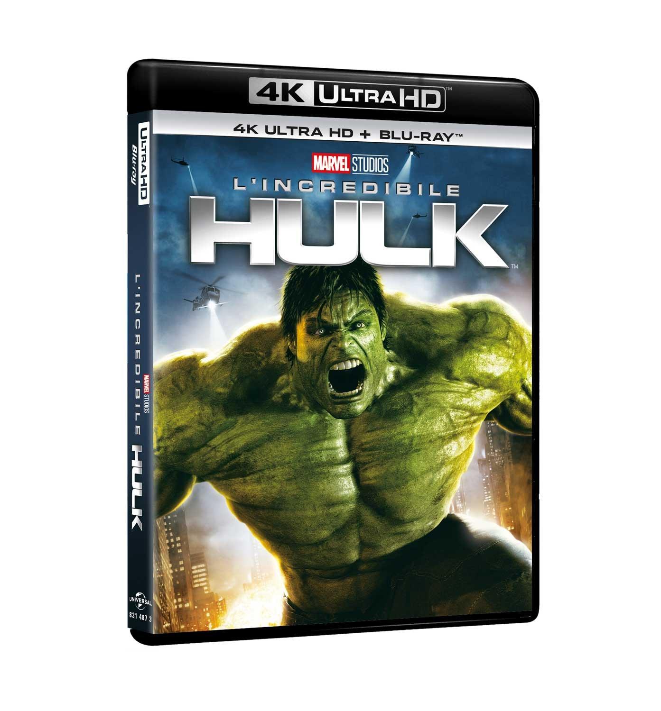 L Incredibile Hulk (4K Uhd+Blu-Ray) [Blu-ray]: Amazon.es: William Hurt, Tim Blake Nelson, Edward Norton, Tim Roth, Liv Tyler, Louis Leterrier, William Hurt, Tim Blake Nelson: Cine y Series TV