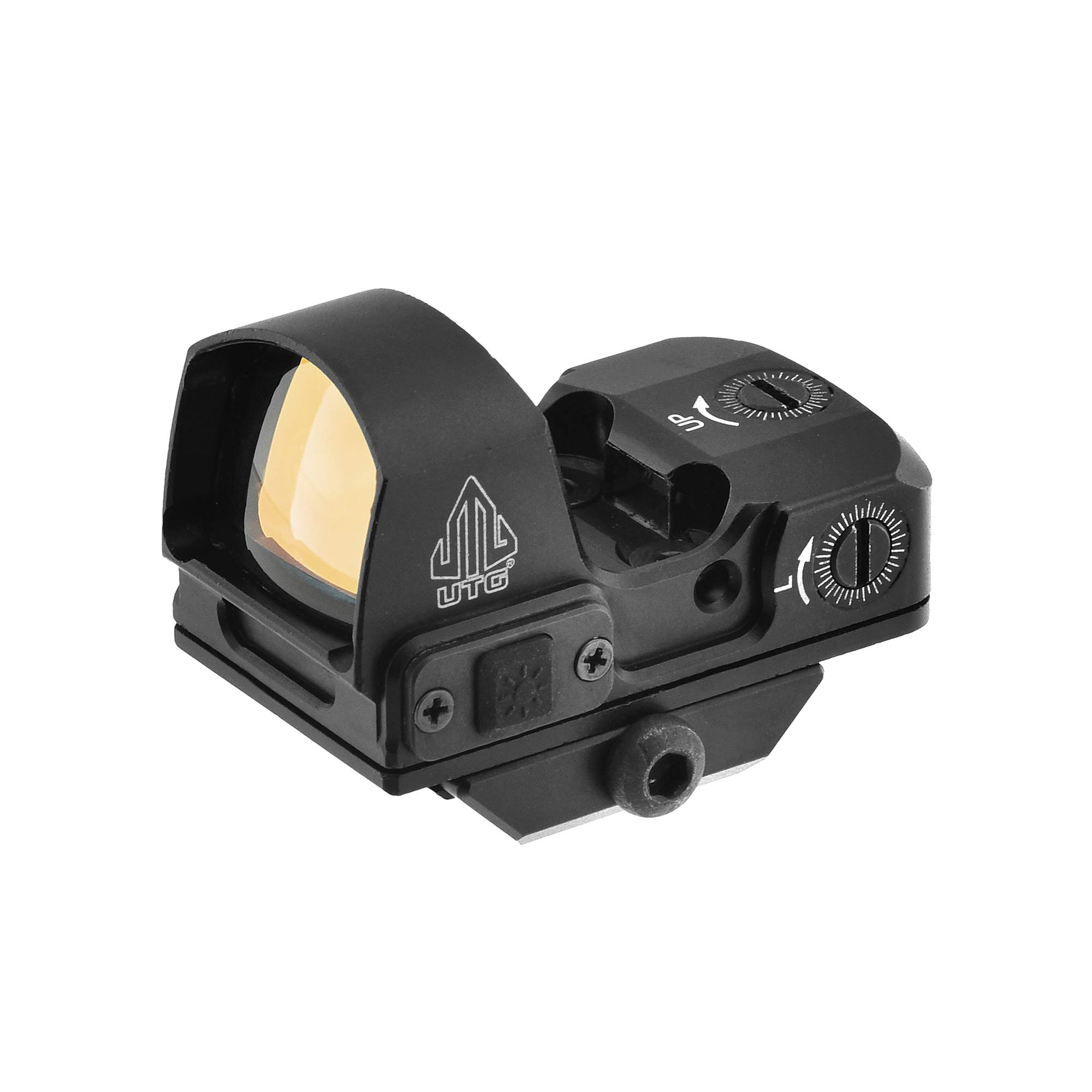 UTG Reflex Micro Dot Sight RED DOT 4 MOA Adaptive/picatinny base SCP-RDM20R