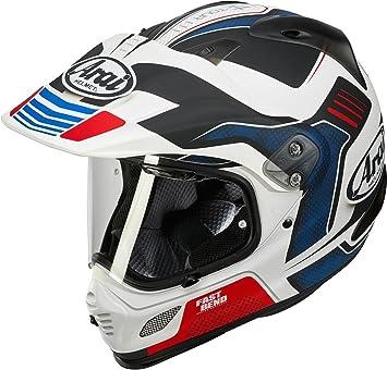 Motocicleta Casco Arai tour-x 4visión casco-rojo UK vendedor