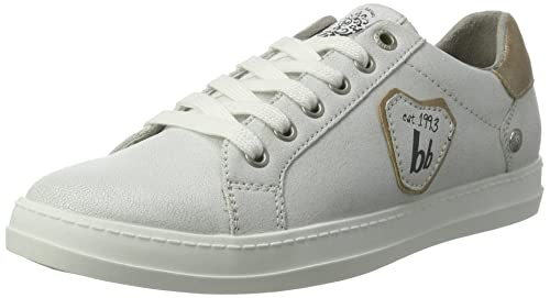Sneakers bianche per donna Bruno Banani a3I5n