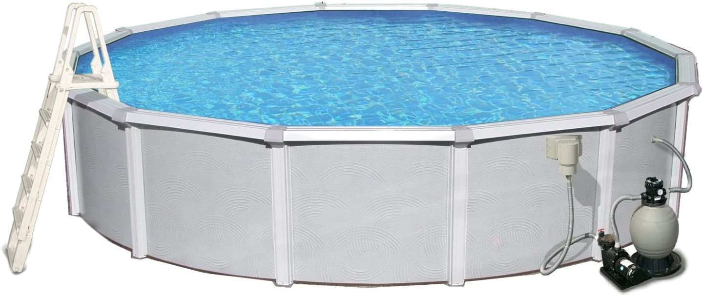 Blue Wave Samoan 18×52 Steel Above Ground Pool Review