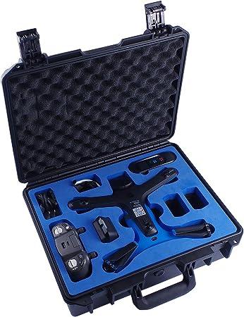 Skyreat Wasserdichte Hartschalen Tragetasche Kamera