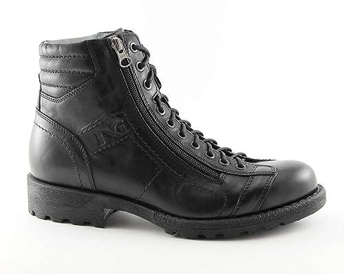 35afd1c629 Nero Giardini - Botas para hombre negro negro negro Size  40  Amazon.es  Zapatos  y complementos