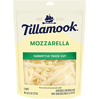 Tillamook Flavorful Mozzarella Cheese