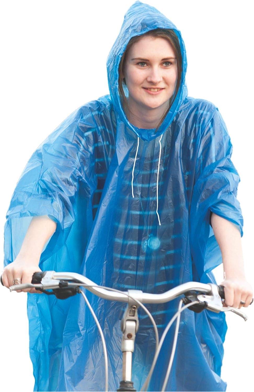 Fahrradponcho UNISEX Poncho Regenumhang Regenjacke,Regenponcho