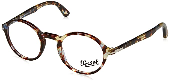 20d81413d2 Image Unavailable. Image not available for. Colour  Eyeglasses Persol PO  3141 V 1058 HAVANA AZURE BROWN