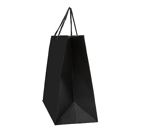 Amazon.com: Paquete de 100 bolsas de papel resistentes de ...