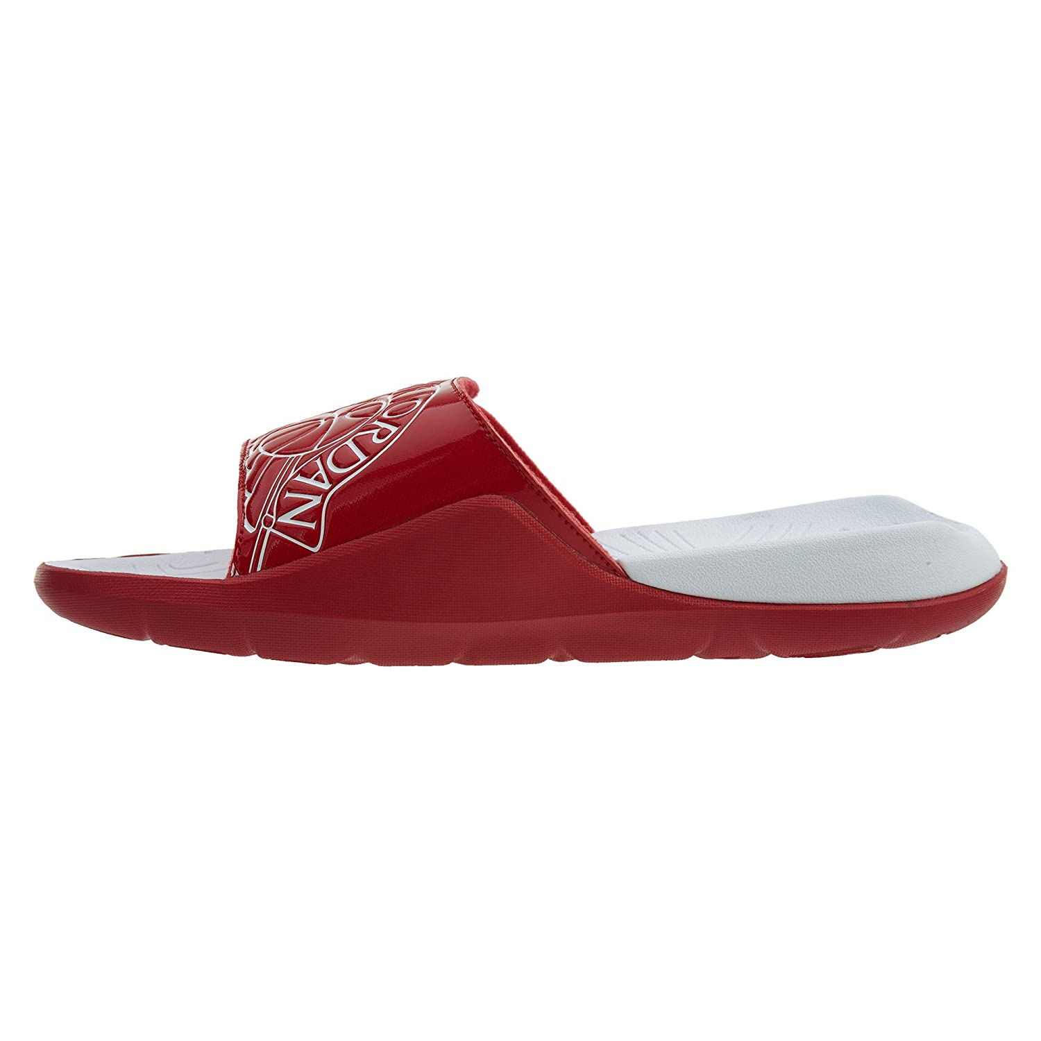 fea10fcdad5 Nike Men s Jordan Hydro 7 Gym Red White-White (13 D(M) US)  Buy Online at  Low Prices in India - Amazon.in