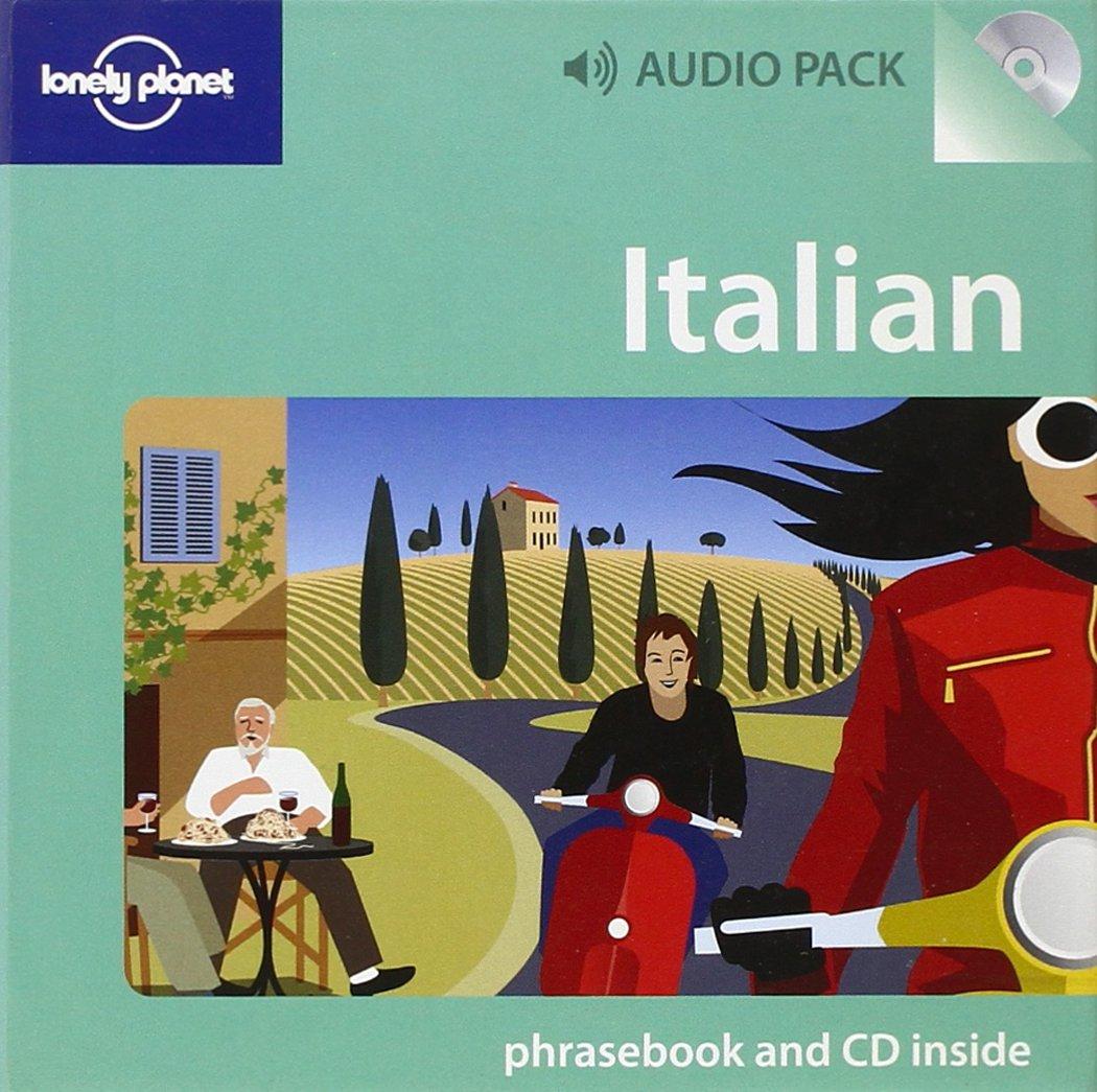 Lonely Planet Italian Phrasebook Phrasebooks