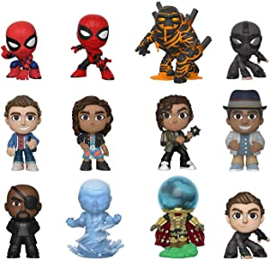 Funko Mystery Minis: Spider-Man Far from Home (One Mystery Figure)