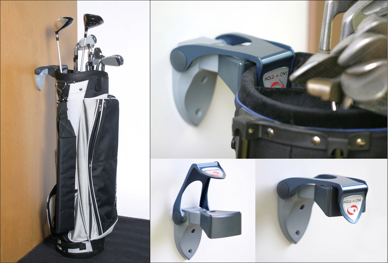 Hold-N-One Golf Bag Holder by The Other Edge (Image #5)