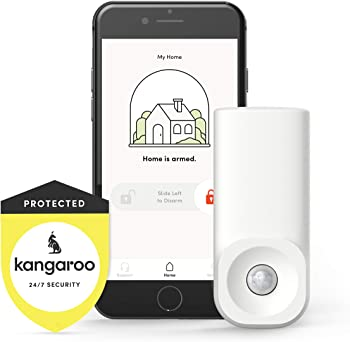 Kangaroo 120-Degree Passive Infrared Security Motion Detector