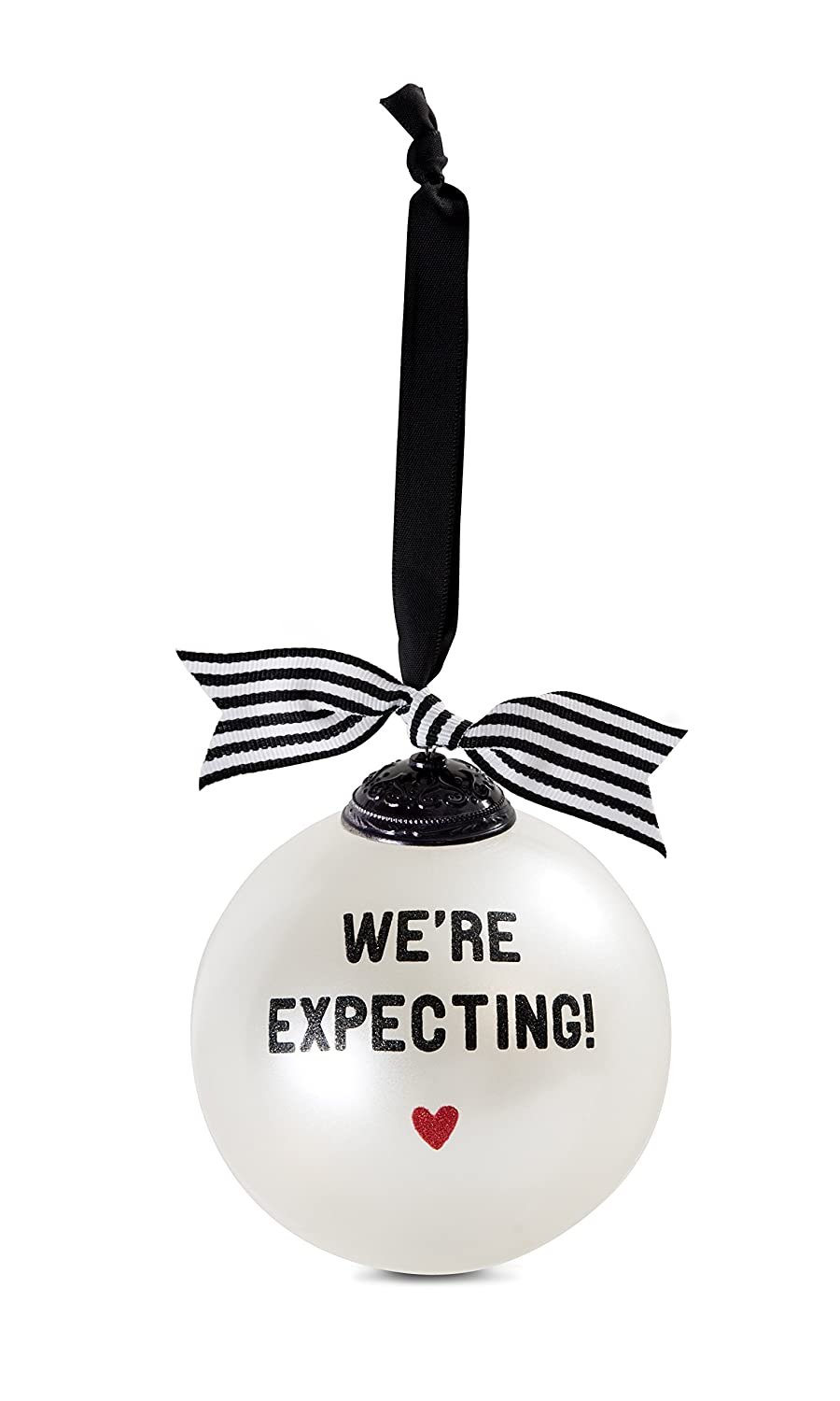 Expecting Parents Christmas Ornament