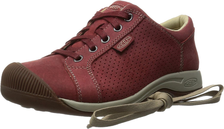 KEEN Womens Reisen Lace Perf Shoe