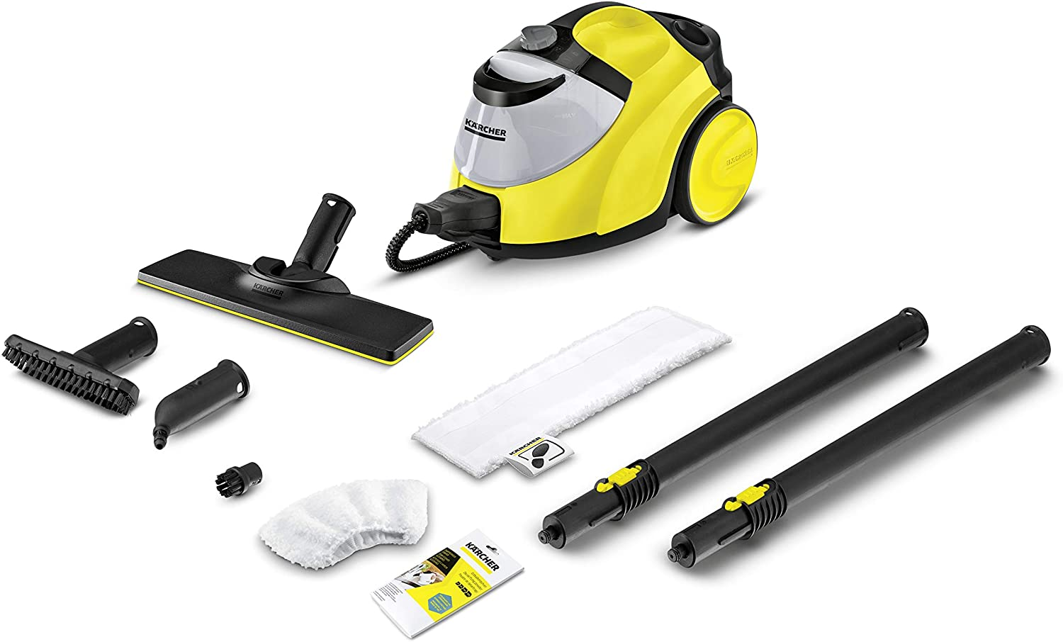 Kärcher SC 5 SC5 EasyFix Cleaner, Yellow