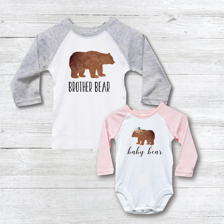 Amazon Com Big Brother Little Sister Matching Shirts Handmade