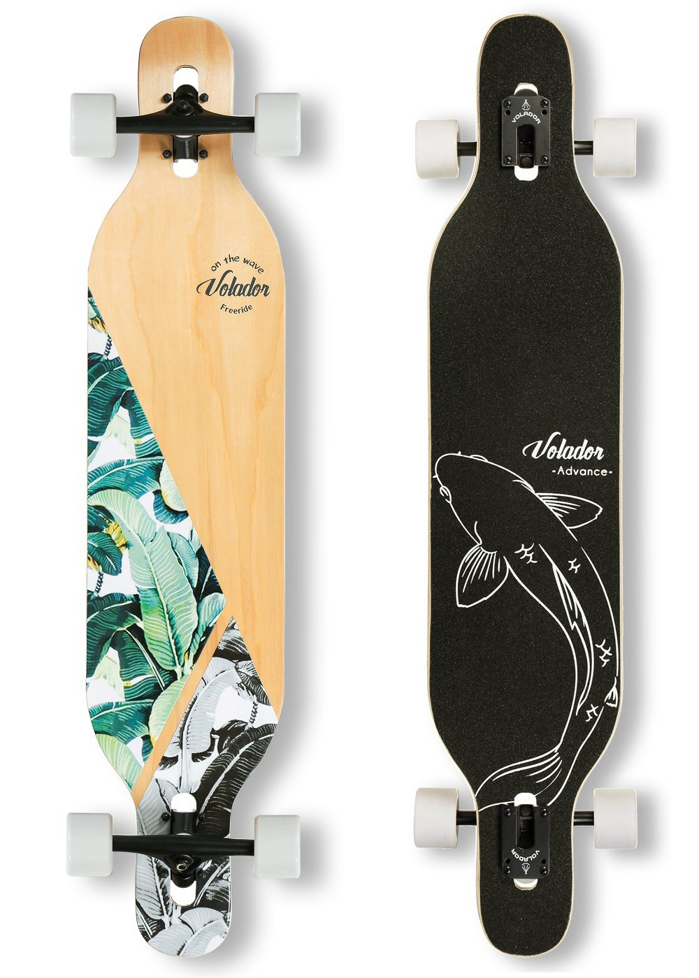 10 Best Longboards For Cruising Under 100 in 2019 [Review – Buyer's Guide] 4