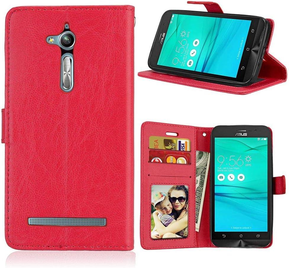 JEEXIA® Funda para ASUS ZenFone Go ZB500KL (5.0 Pulgada), Moda ...