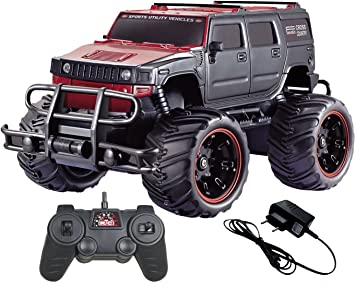 Buy Saffire Off Road Hummer Monster Racing Car Black Online