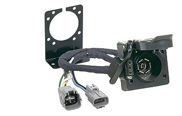 Astonishing Hopkins 11143395 Plug In Simple Vehicle To Trailer Wiring Kit Wiring Digital Resources Aeocykbiperorg