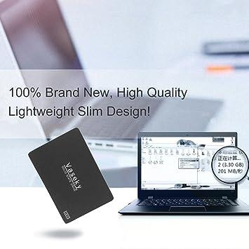 Disco Duro SSD V800 de Alta Velocidad, 5000 G, Ligero DE 2,5 ...