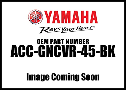 Amazon.com: Yamaha acc-gncvr-45 – 01; Cubierta de Generador ...