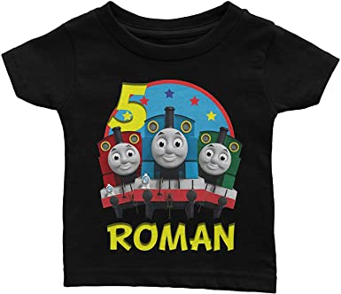 Thomas Birthday shirt Thomas and Friends Birthday T-Shirt Thomas and Friends Thomas and Friends Birthday Shirt Long Sleeve T-shirt