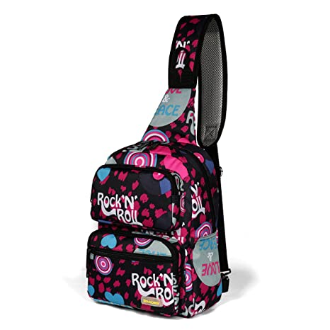 5adc45876f Daxvens Travel Crossbody Backpack for Women