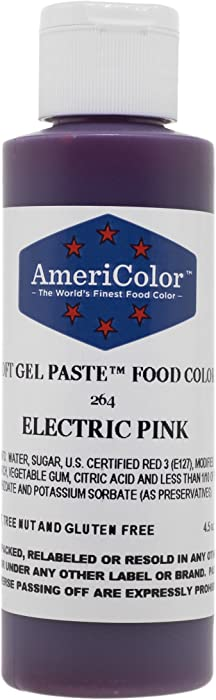 Top 10 Americolor Electric Purple Food Color Gel