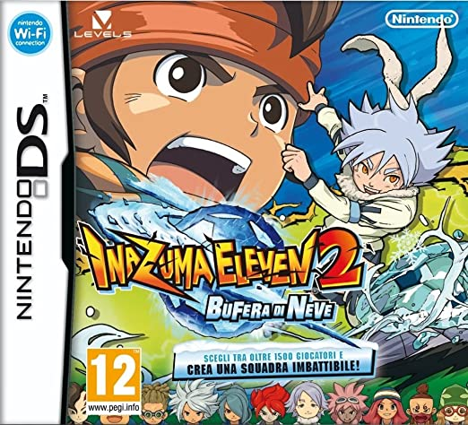 24 opinioni per Inazuma Eleven 2- Bufera di Neve
