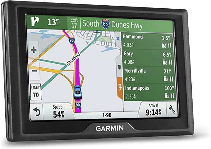 Is Garmin 50lmt Hd Has Canada Map Garmin Drive 50LMT 5 Inch GPS Navigation System with Traffic and