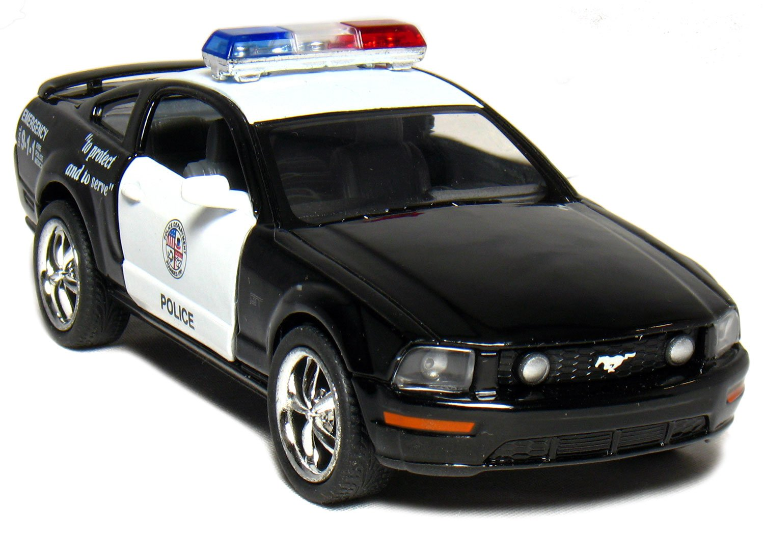 All Types 2006 mustang gt specs : Amazon.com: Ford Mustang GT Police 2006 Black & White 1-38 ...
