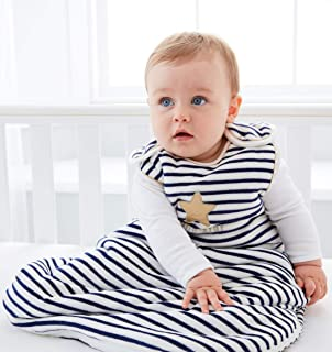 Grobag - Saco de dormir para bebé, tamaño 18 – 36 meses – Invierno 3,5 tog Sleepy Sky Unisex diseño para clima frío y cuarto de bebé, apertura de cremallera, saco de dormir: Amazon.es: Hogar