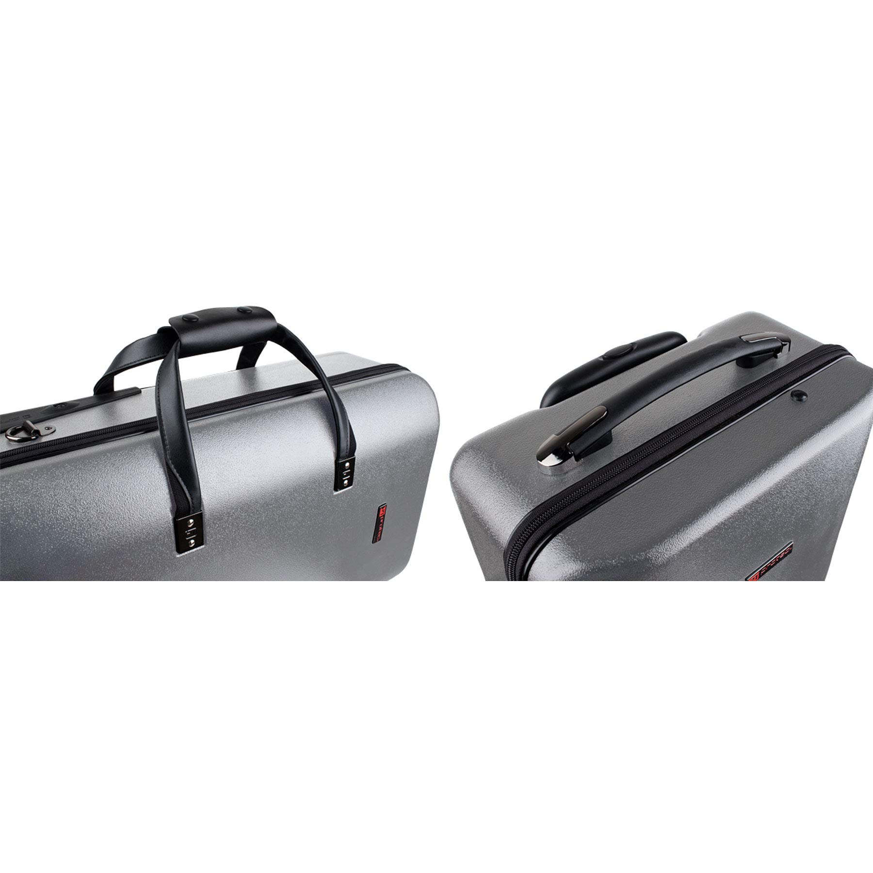 Protec Triple Trumpet Case with Wheels, Silver (BLT301TSX) by ProTec (Image #7)