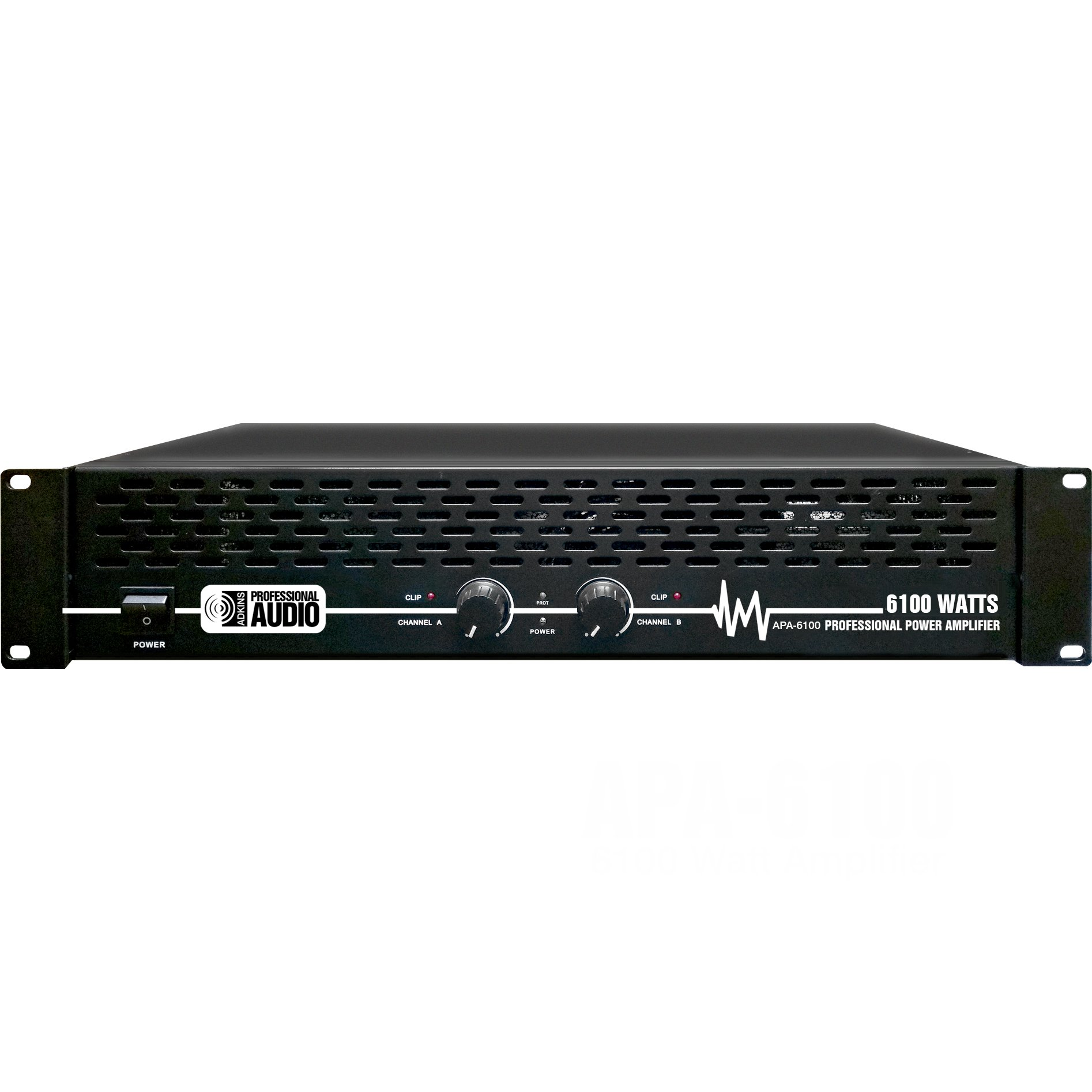 6100 Watt Professional DJ Power Amplifier - Adkins Pro Audio - Quality Audio at Aforadable Prices!