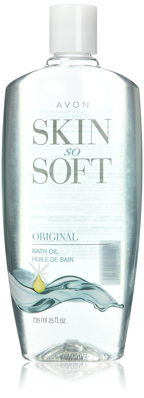 Lot of 2 Avon Skin So Soft SSS Original Bath Oil 16.9 oz ea New & Sealed! Chom trio-pin-sao28686