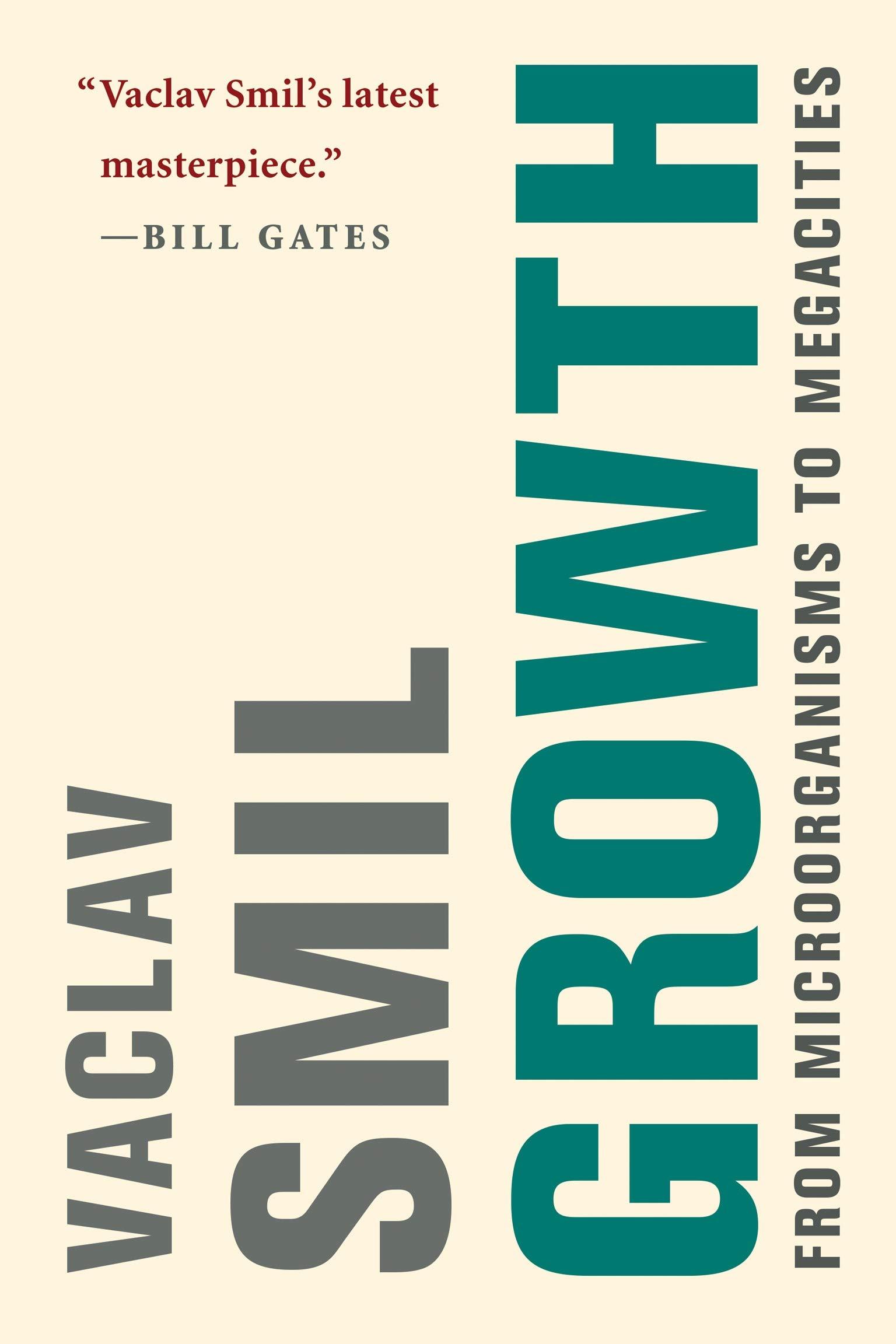Smil, V: Growth (The MIT Press)