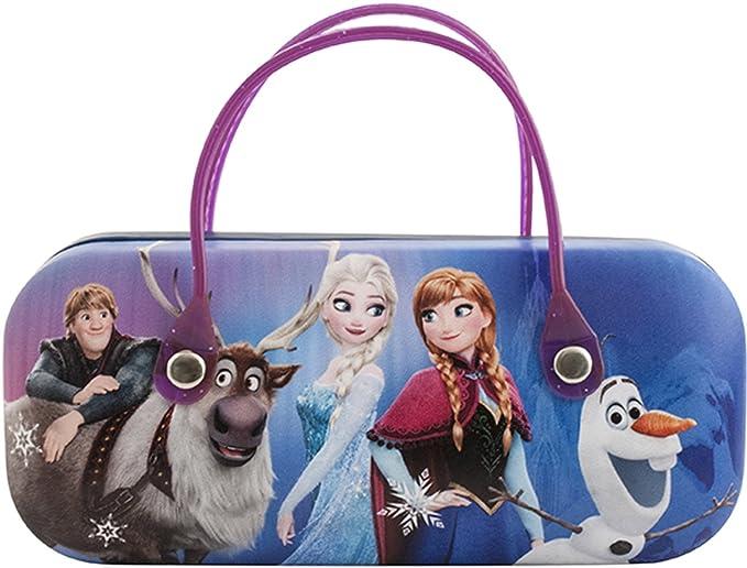 Disney Frozen Niños duro de funda para gafas: Amazon.es ...