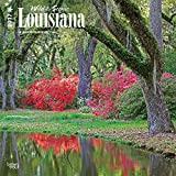 Louisiana, Wild & Scenic 2017 Square (Multilingual Edition)