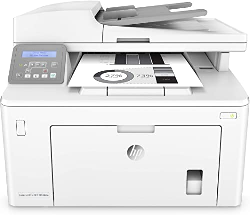 HP Laserjet Pro M148dw All-in-One Wireless Monochrome Laser Printer, Mobile Auto Two-Sided Printing, Works with Alexa 4PA41A
