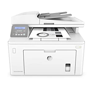 HP Laserjet Pro M148dw All-in-One Wireless Monochrome Laser Printer with Auto Two-Sided Printing, Mobile Printing & Built-in Ethernet (4PA41A)