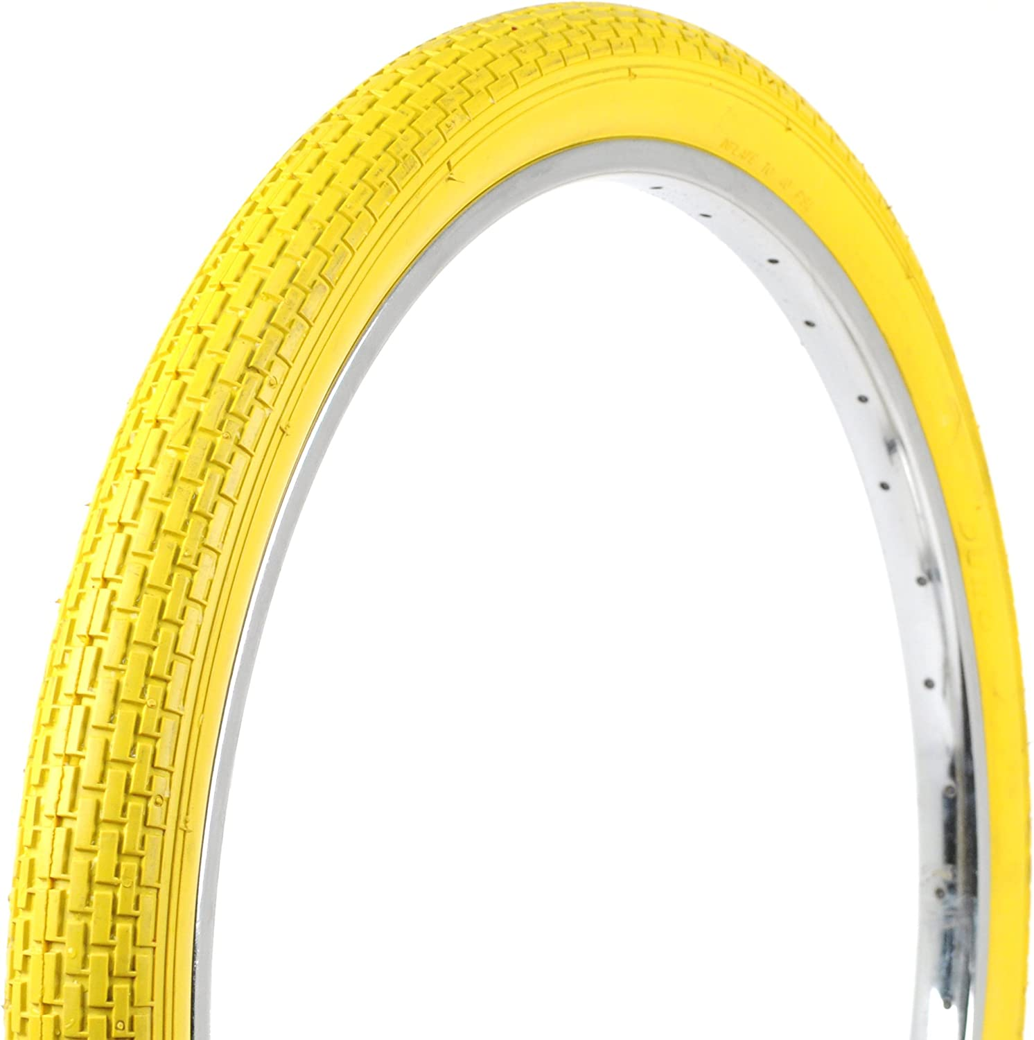 2 DURO 26X2.125 BEACH CRUISER BICYCLE TIRES DIAMOND  PATTERN,CLAY COLOR TWO