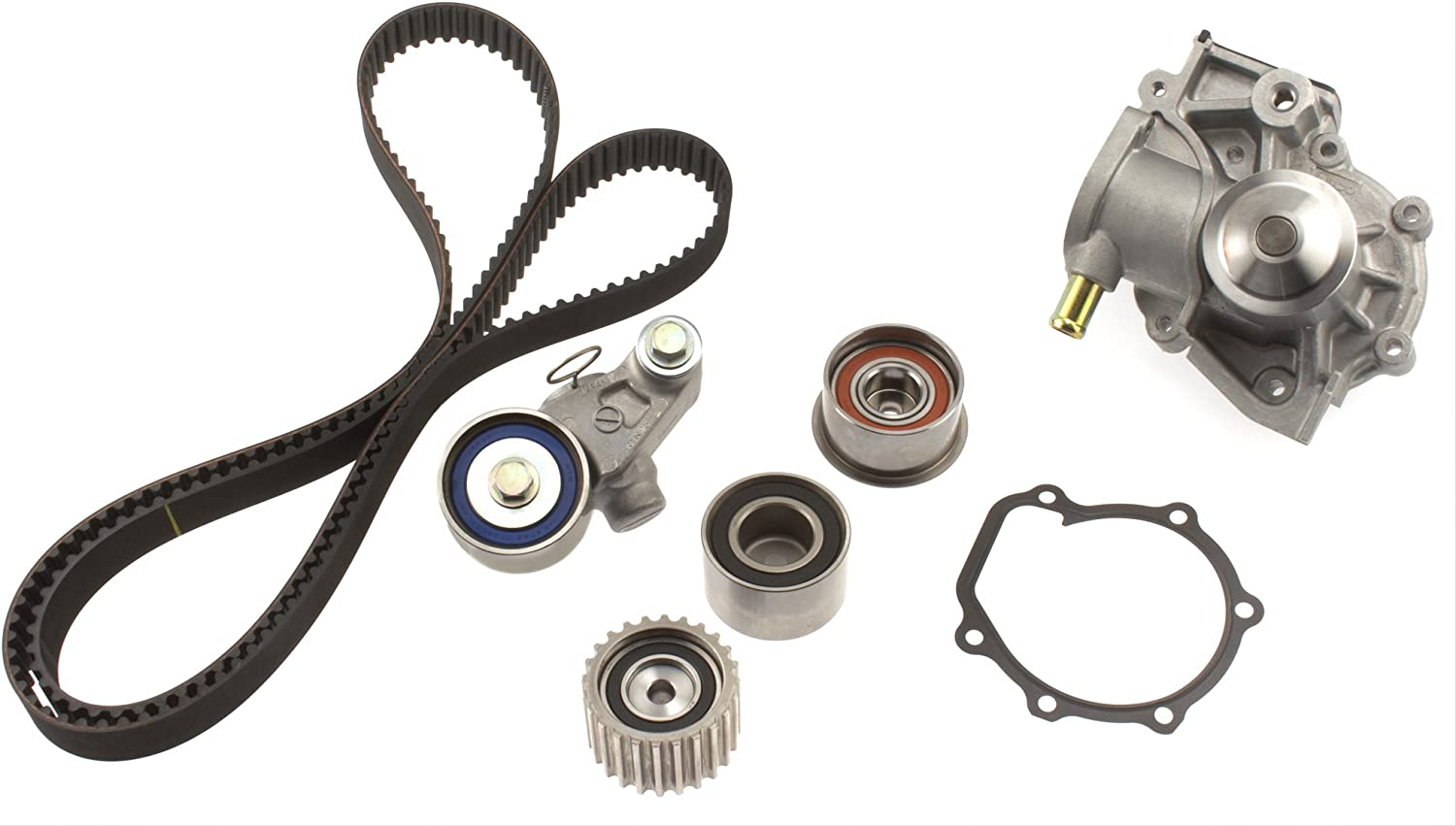 Aisin TKF-001 Engine Timing Belt Kit with Water Pump