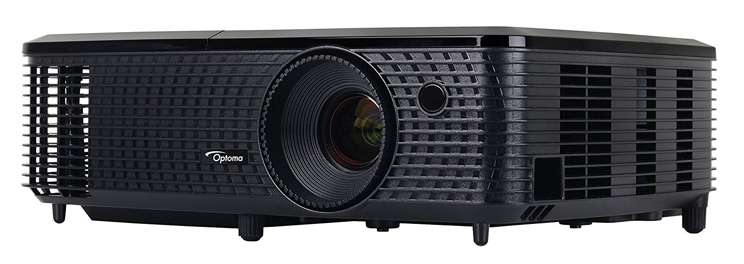 Optoma HD142X 1080p 3000 Lumens 3D DLP Home Theater Projector by Optoma (Image #4)