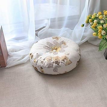 Golden_flower Lino Espesar Mat Futon Piso Piso Ventana Pad ...