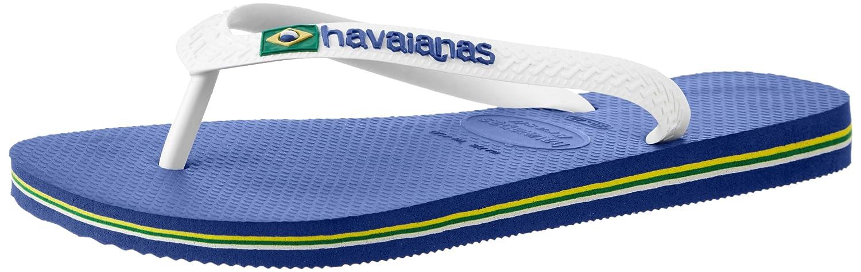 Havaianas Men's Brasil Logo Sandal Flip Flop 8110850-2711-390