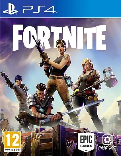 Fortnite Playstation 4 Amazonit Videogiochi